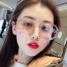 《Caroline》★年度最新網紅款潮流行時尚百搭明星抗UV太陽眼鏡 70817標檢局D74321