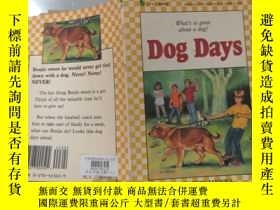 二手書博民逛書店dog罕見days 三伏天Y200392