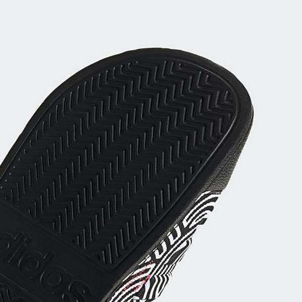 Adidas ADILETTE SHOWER 女鞋 拖鞋 休閒 EVA 外底 柔軟 黑 【運動世界】FX1200
