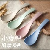 餐具 創意 攪拌 湯匙 加厚 咖啡匙 餐具【WS0528】 BOBI  06/01