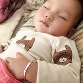 嬰兒銀手鐲老銀匠999足銀百天嬰兒滿月福字推拉周歲一對純銀手鐲 愛麗絲精品igo