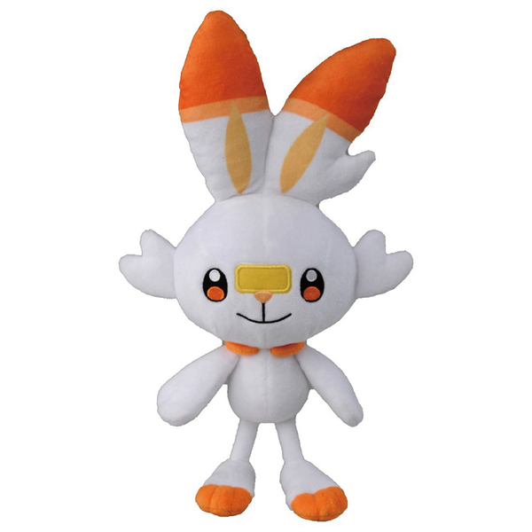Pokemon 寶可夢 絨毛04炎兔兒