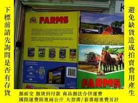 二手書博民逛書店field罕見trips farms 實地考察農場Y203004