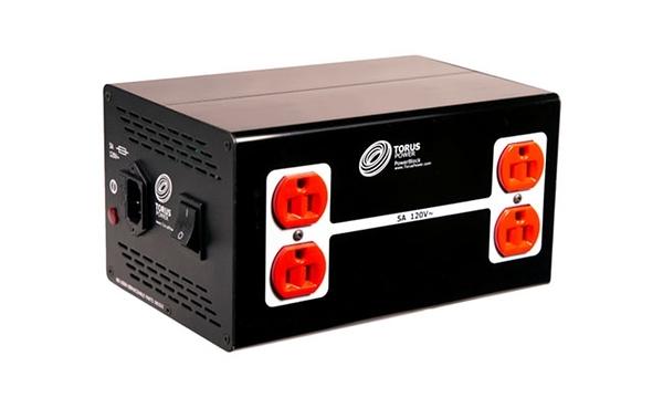 【新竹專業音響店 名展音響】TORUS POWER PB5 獨家環形電源處理器 另售KECES P8