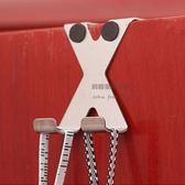 約翰家庭百貨》【SA370】X型不鏽鋼門後掛勾 門背衣帽掛勾 包包掛勾 毛巾掛勾