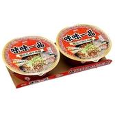 味丹味味一品極品紅燒牛肉碗麵178Gx2【愛買】