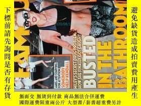 二手書博民逛書店FAMOUS罕見NEWS (Magazine) 8 07 2013 明星名人新聞娛樂新聞Y14610