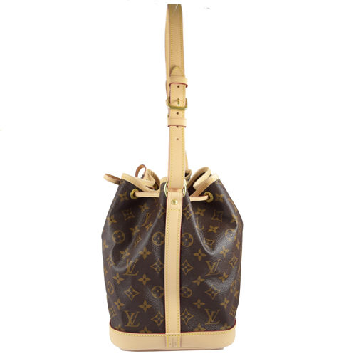 Louis Vuitton LV M40818 PETIT NOE NM 經典花紋水桶包 全新 預購【茱麗葉精品】