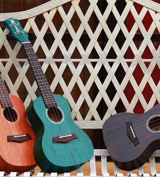 烏克麗麗 烏克麗麗小吉他初學者男兒童學生23寸成人女小小鳳烏克麗麗 DF 全館 艾維朵