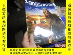 二手書博民逛書店SIGNIFICANCE罕見VOL2013 NO10 80321