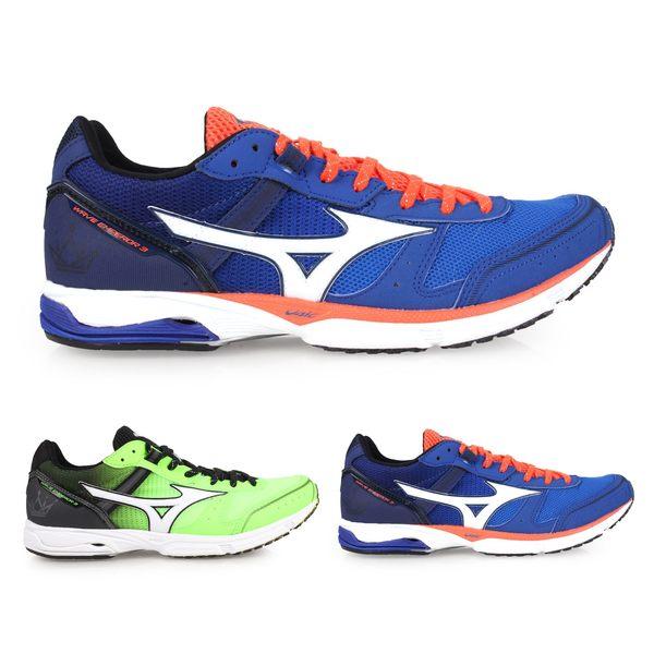best sneakers 7d70e 13f67 MIZUNO WAVE EMPEROR 3 皇速-男路跑鞋(免運慢跑美津濃≡