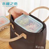 裝飯盒的手提包便當包帆布加厚保溫飯盒袋子大號防水午餐包保冷袋 道禾生活館