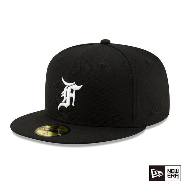 NEW ERA 59FIFTY 5950 FEAR OF GOD 黑 棒球帽
