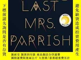 二手書博民逛書店The罕見Last Mrs. ParrishY364153 Liv Constantine Harperlux