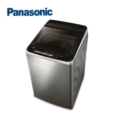 Panasonic 國際牌 直立洗衣機 ECONAVI系列 NA-V110EBS-S 不銹鋼 11公斤