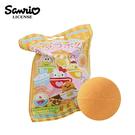 兩入一組【日本正版】三麗鷗 咖啡杯造型 沐浴球 柳橙香氛 泡澡劑 入浴球 泡澡球 款式隨機 - 638323