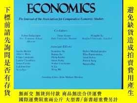 二手書博民逛書店Journal罕見of comparative economics 2019年12月 英文版Y42402