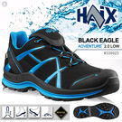 德國HAIX BLACK EAGLE ADVENTURE 2.0 LOW 黑鷹探險低筒鞋