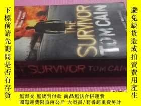 二手書博民逛書店【英文原版】The罕見Survivor(倖存者)Y25633 T
