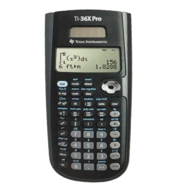[9美國直購] Texas Instruments 工程計算機 TI-36X Pro Engineering/Scientific Calculator