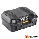 美國 PELICAN V100 Vault Pistol 氣密箱-含泡棉(黑)