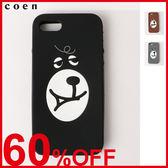 iPhone7手機殼 coen Bear  日本品牌【coen】