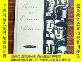 二手書博民逛書店TACIAL罕見AND ETHNIC GROUPSY290224