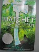 【書寶二手書T6/原文小說_MPM】Hatchet_Paulsen, Gary