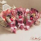 花束 可愛小兔乾燥花束-Ruby s 露比午茶