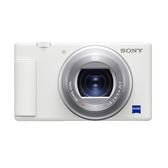 ( 預購)11/4 前 送原廠電池+水鑽手腕帶 3C LiFe SONY Digital Camera ZV-1 晨曦白 側翻螢幕4k 公司貨 Vlog