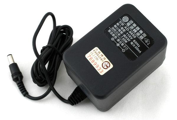 【小叮噹的店】AD-9850 台製 中型電子琴變壓器/電源供應器.規格同CASIO AD-5MU、AD-5