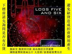 二手書博民逛書店Star罕見Trek Logs Five And Six (star Trek The Animated Seri