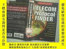 二手書博民逛書店telecom罕見protocol finder 02Y2030