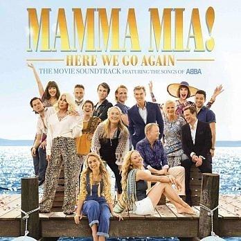 媽媽咪呀!回來了 電影原聲帶 CD Mamma Mia! Here We Go Again OST 免運 (購潮8)
