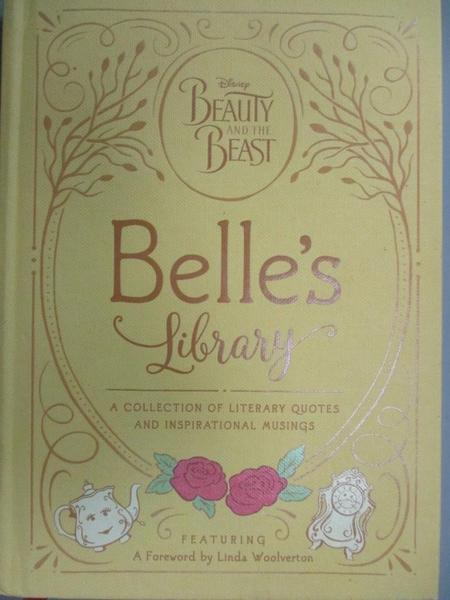【書寶二手書T7/原文小說_JMJ】Belle's Library: A Collection of Literary