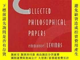 二手書博民逛書店Collected罕見Philosophical PapersY256260 Emmanuel Levinas