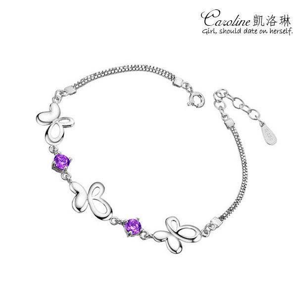 《Caroline》★【戀蝶】典雅設計優雅時尚品味流行時尚手鍊68449