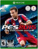 X1 Pro Evolution Soccer 2015 世界足球競賽 2015(美版代購)