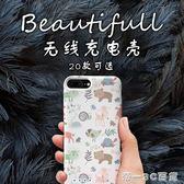 禮頌蘋果6背夾行動電源可愛iphone6s便攜7plus電池超薄8手機殼【帝一3C旗艦】