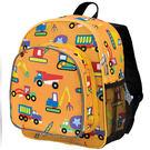 【LoveBBB】美國 Wildkin 幼兒背包/幼稚園/寶寶書包 40110怪手卡車(2~6歲) 符合CPSIA 標準 無毒