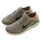 Nike 耐吉 WMNS NIKE FREE RN FLYKNIT 2018  慢跑鞋 942839003 女 舒適 運動 休閒 新款 流行 經典