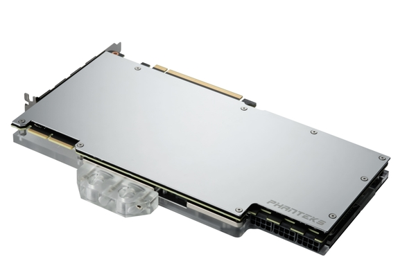 Phanteks 追風者PH-GB3090ASSRXBP_CR01華碩GPU Block(顯示卡)背板-銀色