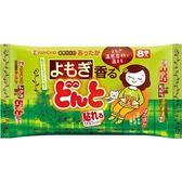 【福利品】日本金鳥 生理期必備 腹部專用溫熱貼-艾草(8枚入)