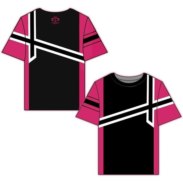 假面騎士ZI-Obuild DECADE時王夏季短袖T恤二次元動漫衣服 漫步雲端