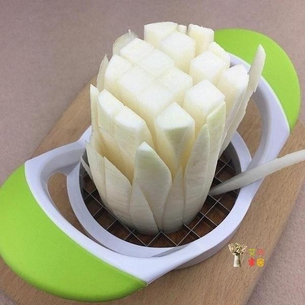 豆腐刀 曉月切豆腐塊網格刀蘿卜干茄子土豆條刀頭廚房切丁切粒神器工具刀