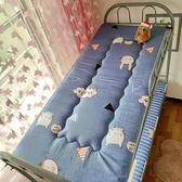 床墊 加厚寢室上下鋪床墊可折疊0.9m單人大學生宿舍用床褥子防潮 OB6118