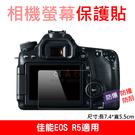 攝彩@佳能EOS R5相機螢幕保護貼 Canon 相機膜 螢幕保護膜