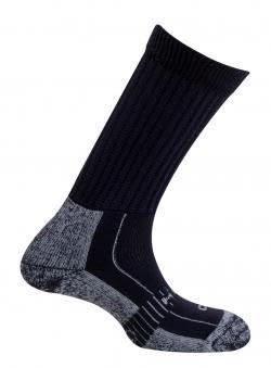Mund 西班牙 探險家羊毛排汗襪 S 海軍藍 303-2 登山襪 羊毛襪 運動襪 健行襪 [易遨遊]