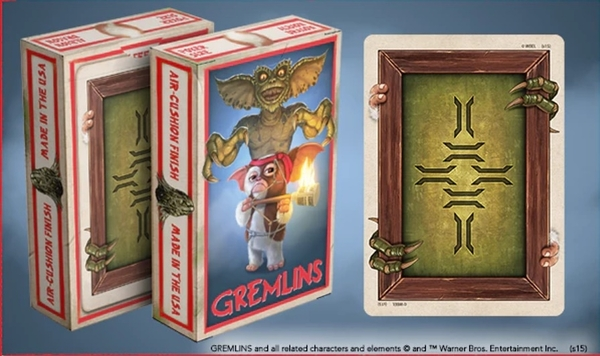 【USPCC撲克】Gremlins playing cards