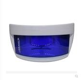 現貨110v紫外线毛巾消毒櫃美容美发工具理发店小型商用立式迷你剪刀消毒箱 後街